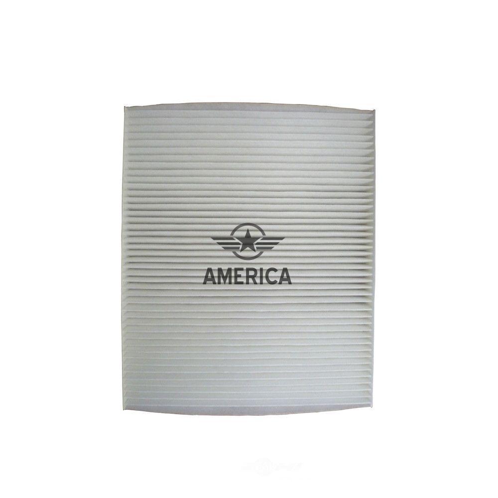 Фільтр салону звичайний ACDELCO CF2288