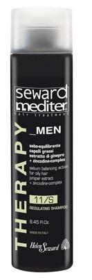 Шампунь для жирных волос Helen Seward Therapy MEN Regulating Shampoo 11/S 1000 мл
