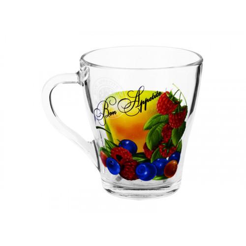 Чашка ОСБ Грація Фруктовий коктейль 250 мл 85002835