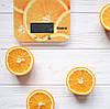 Ваги кухонні MAGIO MG-296 5кг апельсин, фото 2