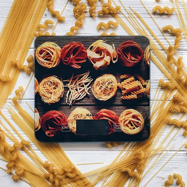 Ваги кухонні MAGIO MG-690 5кг спагетті