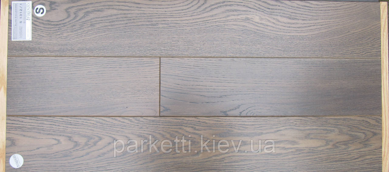 Firenzo S1312/1 European oak plank-oil массивная доска Натур, 80, 14