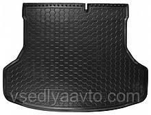 Коврик в багажник Nissan Sentra с 2015 г. (Avto-Gumm) пластик+резина