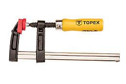 Струбцина столярна Topex - 150 x 50 мм (12A100), (Оригінал)