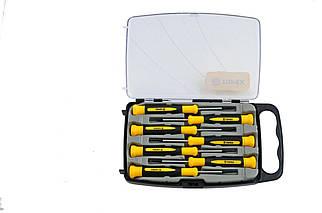 Набор прецизионных отверток Topex - 7 шт. Pro (39D558), (Оригинал)
