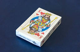 """Карты игральные """"Король"""" 54 шт. 10 колод в упаковке."""