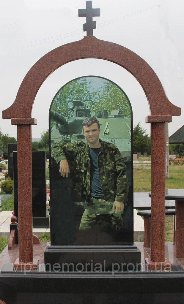 Памятник погибшим в АТО № 9