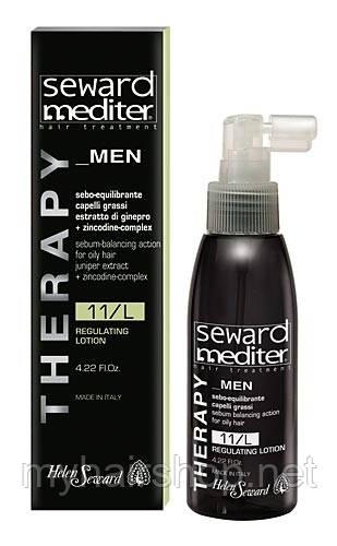 Лосьон регулирующий для жирных волос Helen Seward Therapy Men Regulating Lotion 125 мл