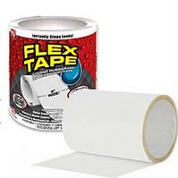 Клейкая лента-скотч Flex Tape (Флекс Тейп) БЕЛАЯ