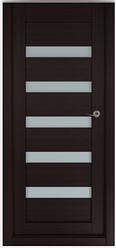 """Двери межкомнатные Папа карло """"Millenium ML-02"""" венге"""