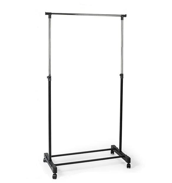 Вешалка стойка для одежды напольная телескопическая Single Pole