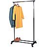 Вешалка стойка для одежды напольная телескопическая Single Pole, фото 2