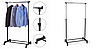 Вешалка стойка для одежды напольная телескопическая Single Pole, фото 3