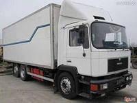 Перевозки по Черниговской области изотермическими фургонами
