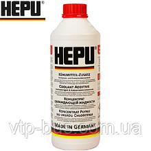 Антифриз (красный), концентрат охлаждающей жидкости 1,5 (L) HEPU (Германия) P999-G12