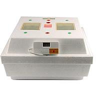 Інкубатор побутовий «Квочка МІ-30-1» на 80 яєць з цифровим терморегулятором - ручний переворот, фото 1
