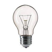 Лампа PHILIPS A55 Е27 75W CL прозрачная