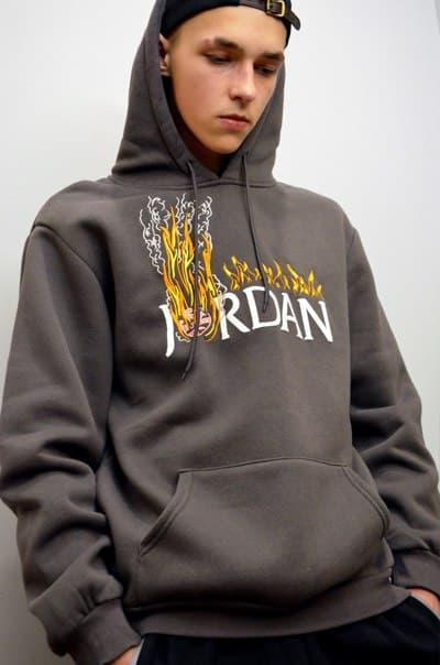 Чоловіче худі Cactus Jack x Jordan