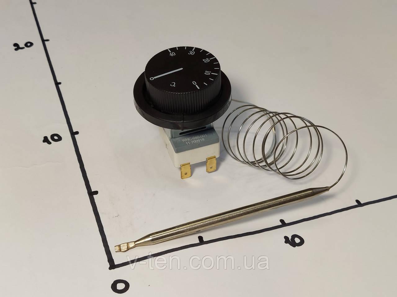 Терморегулятор 0-40°C капиллярный Termo-Mix