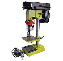 Copy Сверлильный станок Eltos HCC-1500 (1500 Вт, 5 скоростей) тиски,два патрона,набор сверл в комплекте, фото 3
