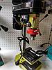 Copy Сверлильный станок Eltos HCC-1500 (1500 Вт, 5 скоростей) тиски,два патрона,набор сверл в комплекте, фото 4