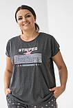 Піжама великих розмірів ,Nikoletta, фото 4