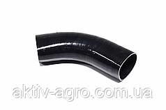 Патрубок интеркулера DAF Q100x155x195 mm