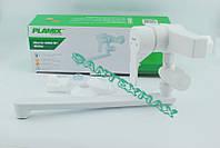 Смеситель для ванны из термопластичного пластика Plamix Oscar 006 W NEW