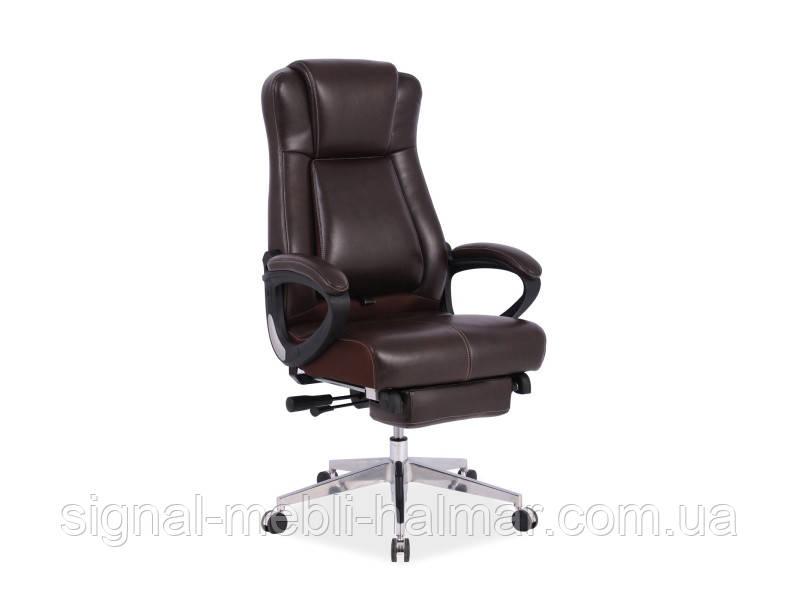 Офисное кресло PRESIDENT коричневый(Signal)