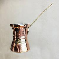 Турка Джезва Медная Mediterranean Art Греция 100 мл, 0.8 мм