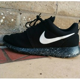 Кроссовки Nike Roshe Run black 41
