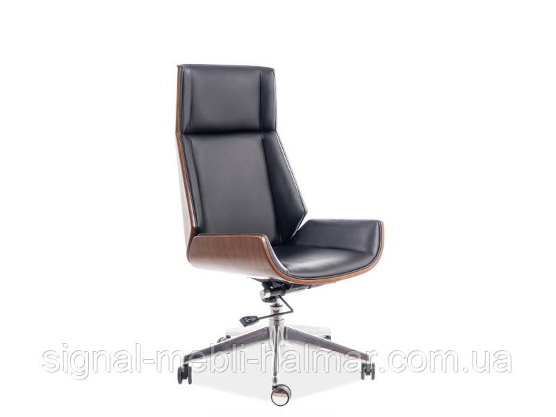 Кресло компьютерное MARYLAND черный(Signal)