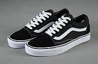 Кеди Vans Old Skool Black/White, фото 1