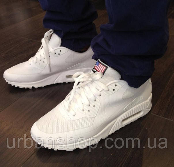 Кроссовки Nike Air Max Hyperfuse White