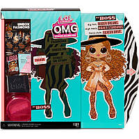 Лялька - сюрприз L. O. L. MGA Original OMG 3 серія - Da Boss 567219, фото 1