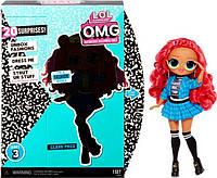 Кукла - сюрприз L.O.L. MGA Original OMG 3 серия - Class Prez 567202, фото 1