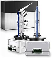 Ксенонові лампи TECTICO D3S 35W 8000K Холодний синій комплект 2 лампи