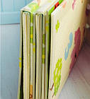 Дитячий двосторонній термо-килимок 2000 * 1800 | Ігровий підлоговий двосторонній складаний килимок Дитячий, фото 6
