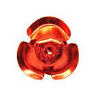 Набор Пайетки Розы Объемные Красные 20 штук Диаметр 7 мм, Декор для Шитья и Рукоделия., фото 5