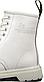 Жіночі демісезонні черевики Dr. Martens (білі) весняна якісна взуття К11977, фото 5