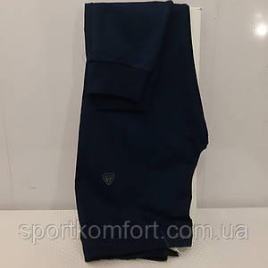 Спортивні трикотажні штани Soccer Туреччина сині внизу манжет