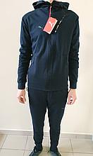 Спортивный костюм Puma т. синий трикотаж