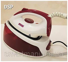 Відпарювач парова праска DSP KD-6016 (2000W/2,5 літра) пароочисник електричний