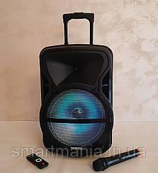 Автономная акустика  Tritronix TS SL-1232 USB/FM/Bluetooth с микрофоном