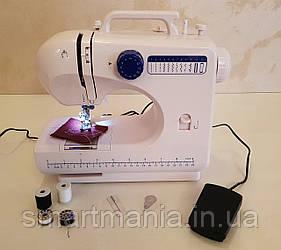 Швейна машинка багатофункціональна 12 в 1 портативна FHSM 506 7.2 Вт