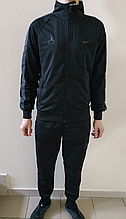 Спортивный костюм Nike эластан черный
