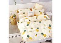Комплект постельного белья двухспальный ранфорс 20120