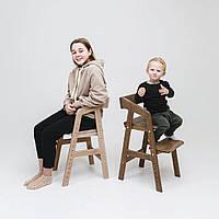 Стул детский регулируемый Растущий стул с дерева Стул для школьника
