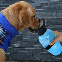 Поїлка для собак Aqua Dog. Портативна поїлка для собак., фото 1