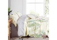 Комплект постельного белья Евро Сатин Twill 509, фото 1